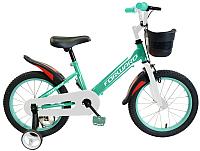 Детский велосипед Forward Nitro 16 2020 / RBKW0LNG1013 (бирюзовый) -