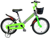 Детский велосипед Forward Nitro 16 2020 / RBKW0LNG1011 (серый) -