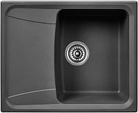 Мойка кухонная Longran Classic CLS615.500 (лава) -