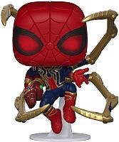 Фигурка Funko Marvel Avengers Endgame Iron Spider w/NanoGauntlet 45138 (Fun2549145) -