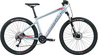 Велосипед Format 1411 27.5 2020 / RBKM0M67S006 (L, серебристый) -