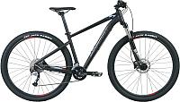 Велосипед Format 1411 27.5 2020 / RBKM0M67S005 (L, черный матовый) -