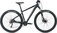 Велосипед Format 1411 29 2020 / RBKM0M69S001 (M, черный матовый) -