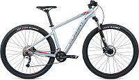 Велосипед Format 1411 29 2020 / RBKM0M69S006 (XL, серебристый) -