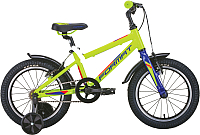 Детский велосипед Format Kids 16 2020 / RBKM0L6G1001 (желтый) -