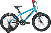 Детский велосипед Format Kids 18 2020 / RBKM0L6H1002 (голубой) -
