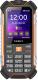 Мобильный телефон Texet TM-530R (черный) -