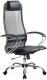 Кресло офисное Metta Комплект 4 / SU-1-BK (черный) -