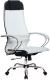 Кресло офисное Metta Комплект 4 / SU-1-BK (белый) -