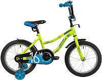 Детский велосипед Novatrack Neptune 163NEPTUNE.GN20 -
