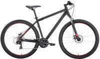 Велосипед Forward Apache 27.5 2.0 Disc 2020 / RBKW0M67Q036 (21, черный матовый) -