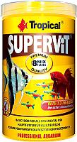 Корм для рыб TROPICAL Supervit / 77105 (500мл) -