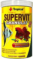 Корм для рыб TROPICAL Supervit Granulat / 60414 (250мл) -