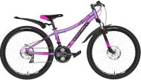 Велосипед Novatrack Katrina 24AHD.KATRINA.12GVL20 -
