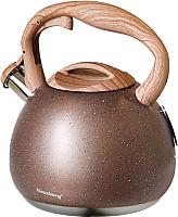 Чайник со свистком Klausberg KB-7396 -