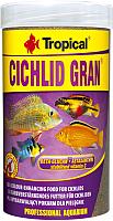 Корм для рыб TROPICAL Cichlid Gran / 60454 (250мл) -