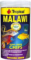 Корм для рыб TROPICAL Malawi Chips / 60724 (250мл) -