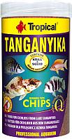 Корм для рыб TROPICAL Tanganyika Chips / 60834 (250мл) -