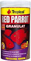 Корм для рыб TROPICAL Red Parrot Granulat / 60714 (250мл) -