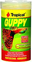 Корм для рыб TROPICAL Guppy / 77054 (250мл) -