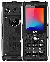 Мобильный телефон BQ Hammer BQ-2449 (черный) -