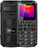 Мобильный телефон BQ Ray BQ-2004 (серый/черный) -