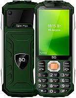 Мобильный телефон BQ Tank Max BQ-3586 (зеленый) -
