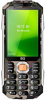 Мобильный телефон BQ Tank Max BQ-3586 (камуфляж) -