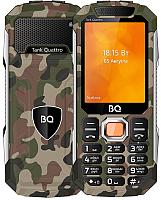 Мобильный телефон BQ Tank Quattro BQ-2819 (камуфляж) -