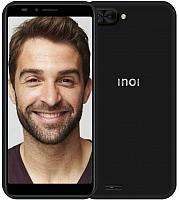 Смартфон Inoi 5i Lite с чехлом (черный) -