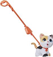 Мягкая игрушка Hasbro FurReal Friends Walkalots Большой котик / E8898 -
