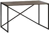 Письменный стол Loftyhome Бервин 3 / BR040303 (серый) -
