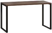 Письменный стол Loftyhome Лондейл 1 / LD040101 (коричневый) -