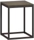 Журнальный столик Loftyhome Бервин 3 / BR020303 (серый) -