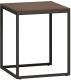 Журнальный столик Loftyhome Бервин 4 / BR020401 (коричневый) -