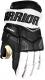 Перчатки хоккейные Warrior QRE Pro / QPG-BKW15 (черный/белый) -