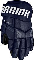 Перчатки хоккейные Warrior QRE4 / Q4G-NV08 (темно-синий) -