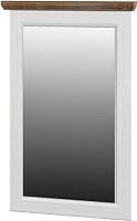 Зеркало Мебель-Неман Тиволи МН-035-18 (белый структурный/дуб стирлинг) -