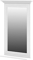Зеркало Мебель-Неман Юнона МН-132-35 (белый текстурный) -