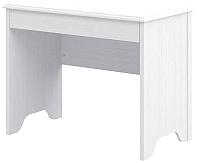 Письменный стол Мебель-Неман Юнона МН-132-25 (белый текструный) -