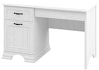 Письменный стол Мебель-Неман Юнона МН-132-26 (белый текстурный) -