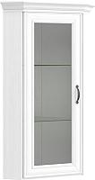 Шкаф навесной Мебель-Неман Юнона МН-132-24 (белый текстурный) -