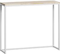 Консольный столик Loftyhome Бервин / BR040204 (натуральный) -