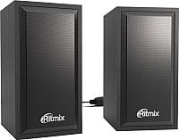 Мультимедиа акустика Ritmix SP-2052w (черный) -