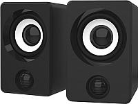 Мультимедиа акустика Ritmix SP-2058 (черный) -