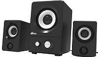 Мультимедиа акустика Ritmix SP-2121 (черный) -