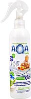 Универсальное чистящее средство AQA Baby С антибактериальным эффектом / 9521 (300мл) -