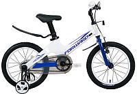 Детский велосипед Forward Cosmo 16 2020 / RBKW0LMG1008 (белый) -