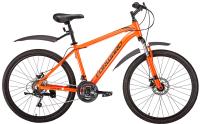Велосипед Forward Hardi 26 2.0 disc 2020 / RBKW0M66Q010 (17, оранжевый) -