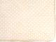 Простыня детская Martoo Comfy-3 / СM3-1-BG (бежевый горох) -